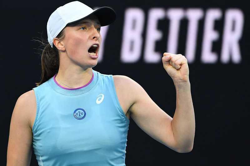 Australian Open: Swiatek is sure to advance to the third round