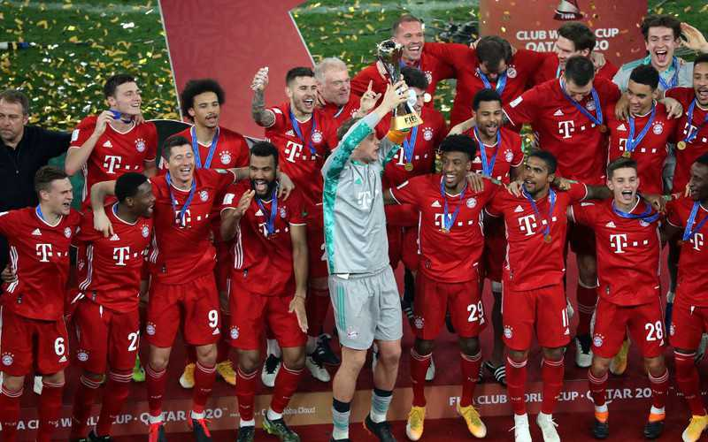 Bayern beat Tigres in Club World Cup final to earn sixth trophy in nine months