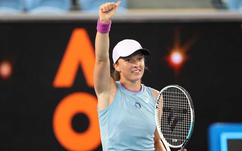 Iga Świątek nie dała szans Ferro. Polka w 1/8 finału Australian Open