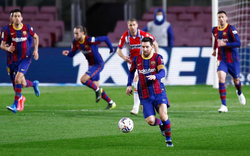 La Liga: Barcelona win, Atletico keep their lead
