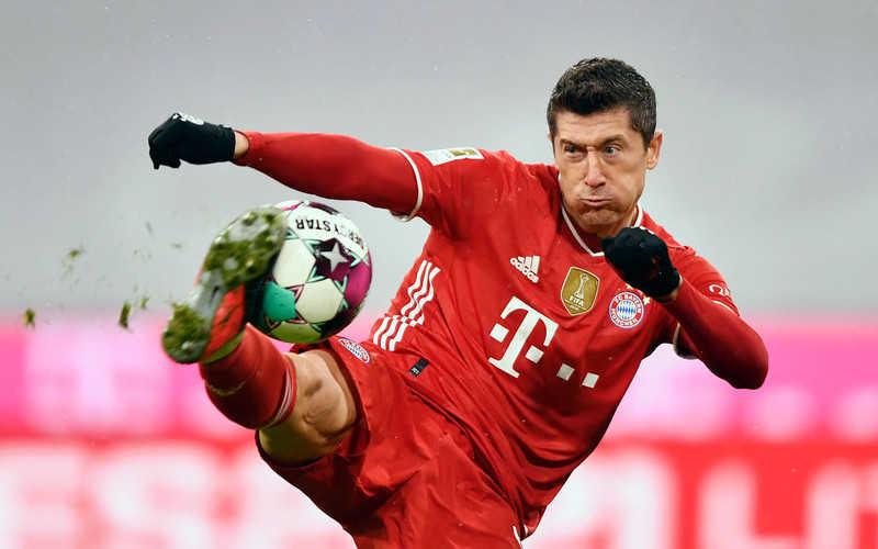 Gol Lewandowskiego nie pomógł. Bayern zremisował z beniaminkiem