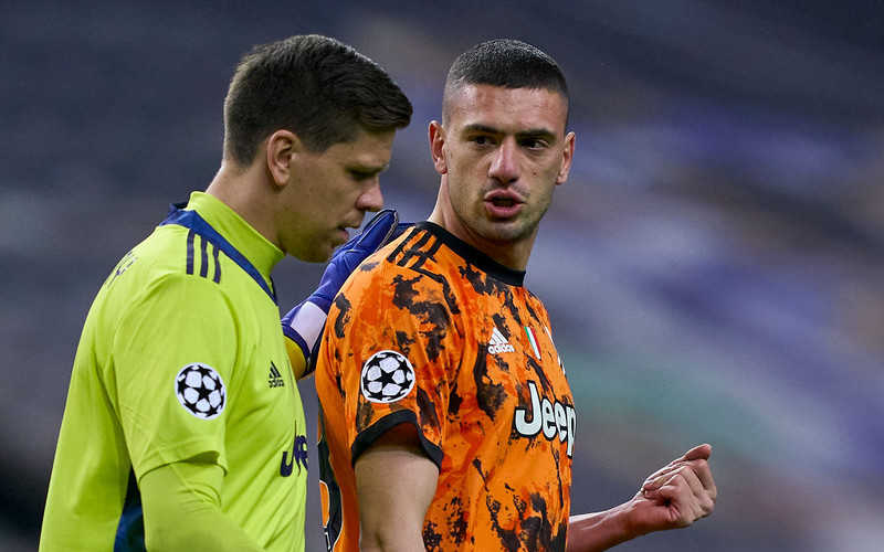 Juventus lost to Porto in the first leg of the 1/8 finals of the Champions League