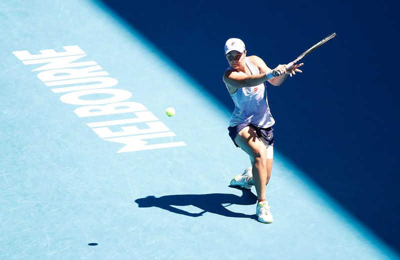 Rankingi WTA i ATP: Barty i Djokovic królują