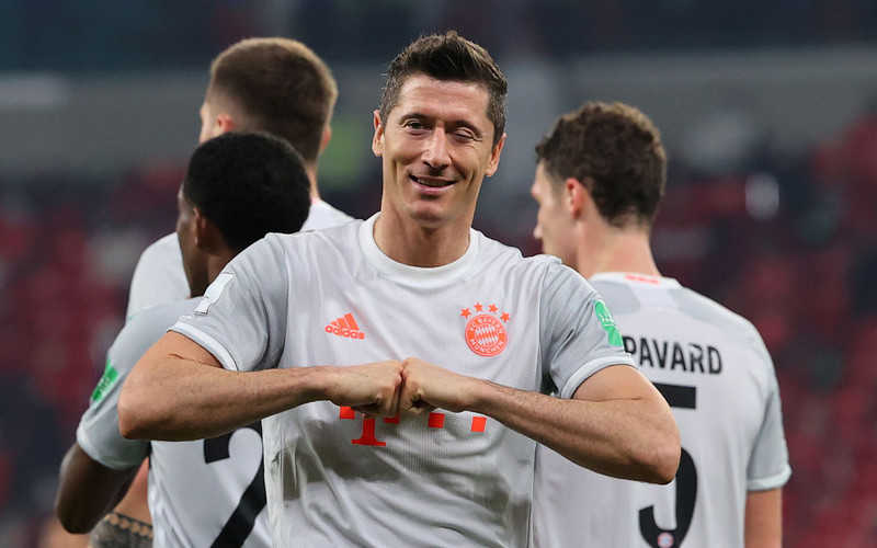 "Robert Lewandowski is the leader of the classification of the ""Golden Shoe"""