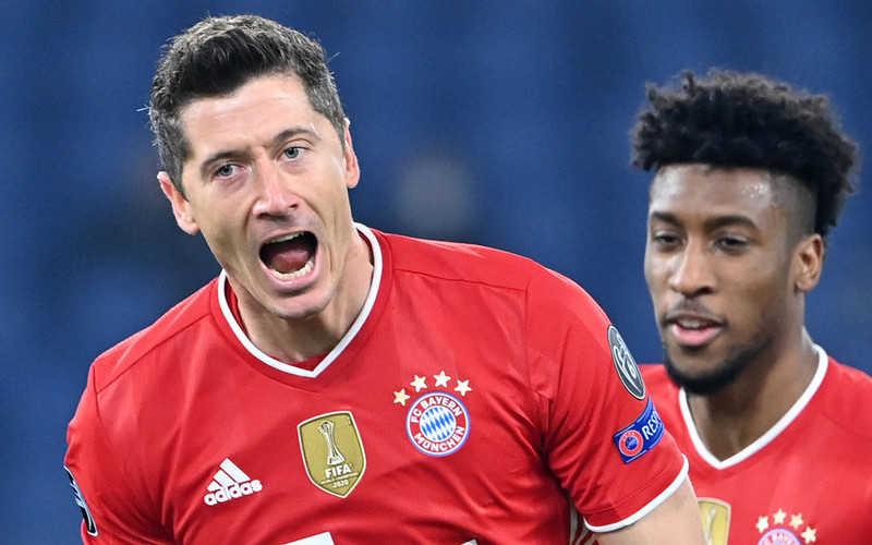 Liga Mistrzów: Gol Lewandowskiego, Bayern jedną nogą w ćwierćfinale