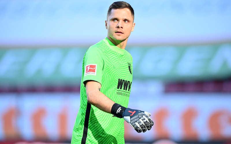 Liga niemiecka: Gikiewicz planuje wytatuowanie herbu Augsburga