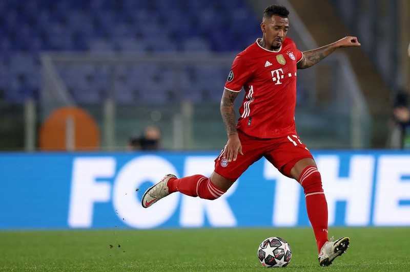 """Bild"": The investigation against Boateng was resumed after the suicide of the Polish model"