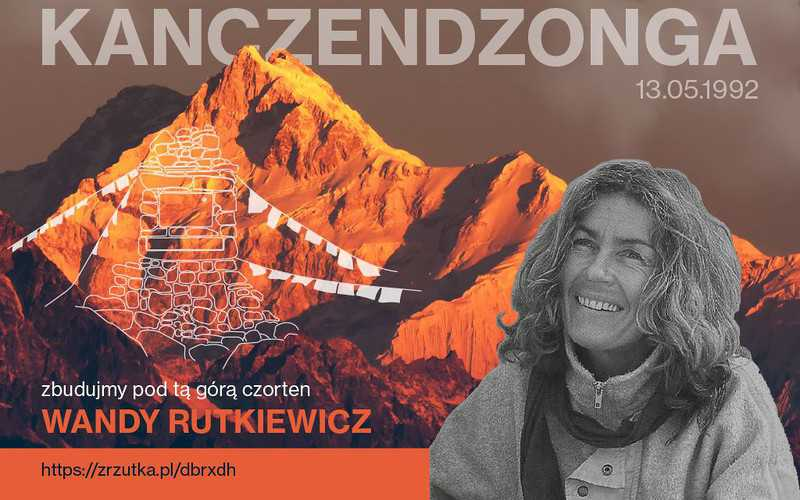 Poles go to the Himalayas to honor the memory of Wanda Rutkiewicz