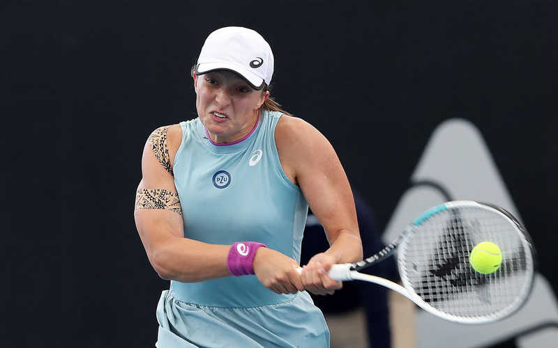French Open champion Swiatek into WTA Adelaide final