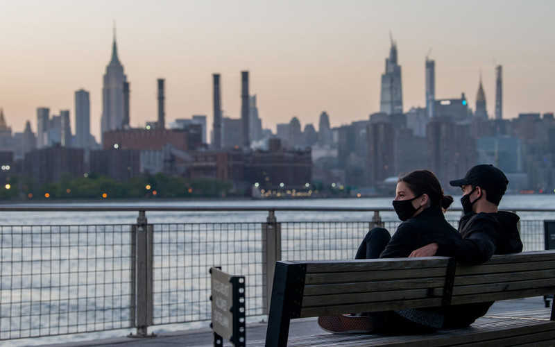 Researchers find worrying new coronavirus variant in New York City