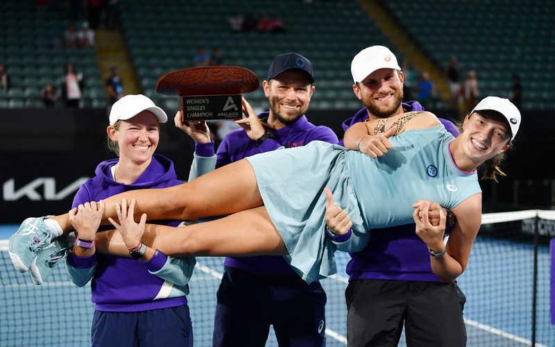 Swiatek wins Adelaide International