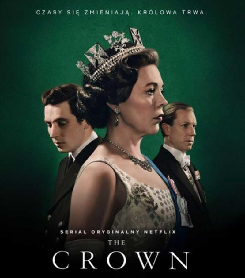 """Złote Globy: Poświęcony brytyjskiej rodzinie królewskiej """"The Crown"""" najlepszym serialem"""