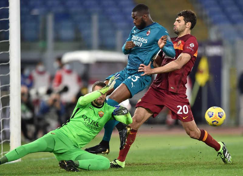 Liga włoska: Milan pokonał Romę, udany dzień drużyn z Mediolanu
