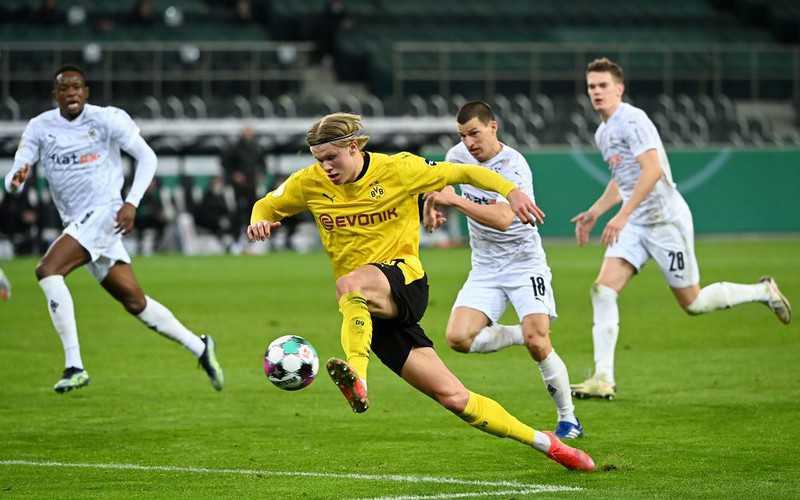 Puchar Niemiec: Borussia Dortmund pierwszym półfinalistą
