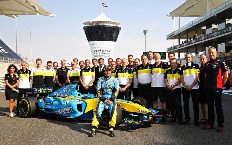 Formuła 1: Alonso jest już zdrowy, weźmie udział w testach przed sezonem