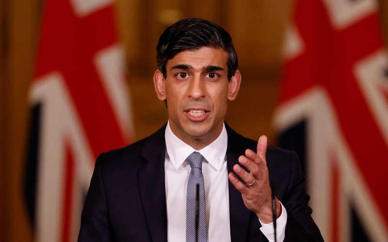 Sunak: Luzowanie restrykcji w Anglii może być opóźnione