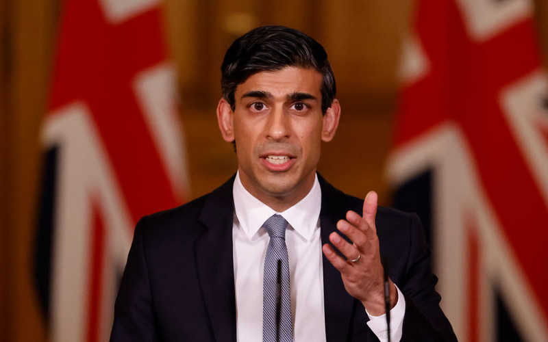 Easing of lockdown could be delayed, Rishi Sunak admits