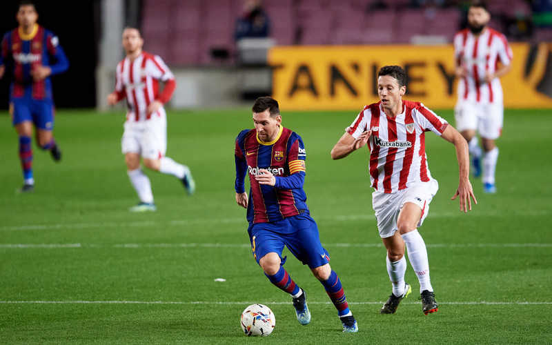 Copa del Rey: Athletic Bilbao will play against Barcelona in the final