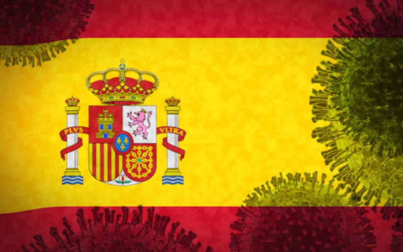 Spanish medical services: We are already at risk of 10 variants of SARS-CoV-2