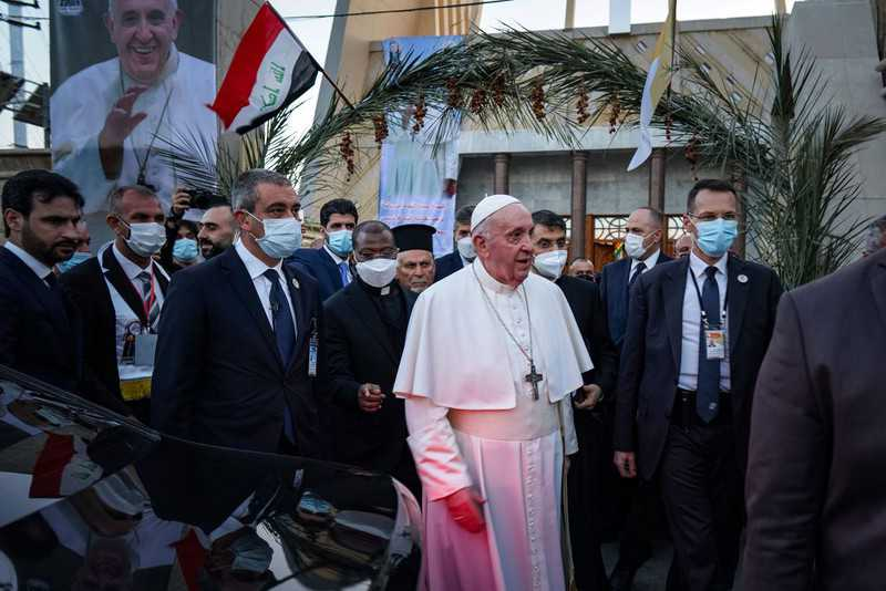 Pope in Iraq: It is more than a journey, it is a great challenge