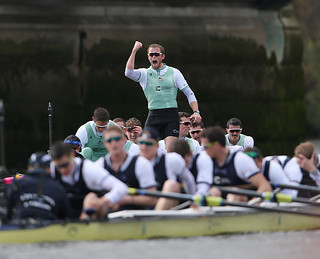 Boat Race: Cambridge triumph after Oxford's women win