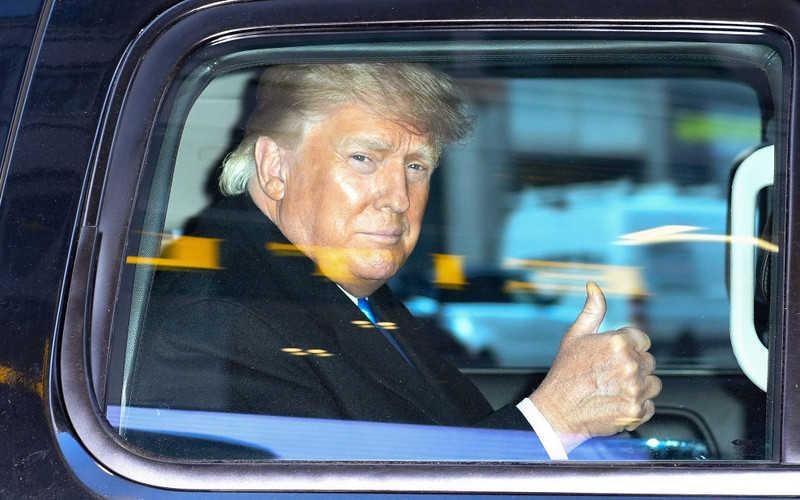 USA: Ruszyła oficjalna strona Donalda Trumpa, który chce pozostać w kontakcie z wyborcami