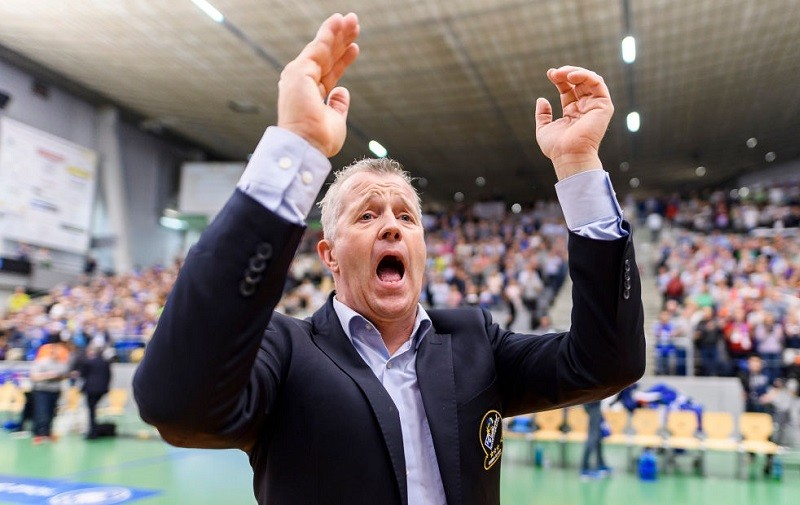Vital Heynen, coach of the Polish national team, sacked from Perugia