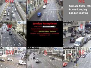 Podglądaj Londyn na żywo za pomocą kamer CCTV