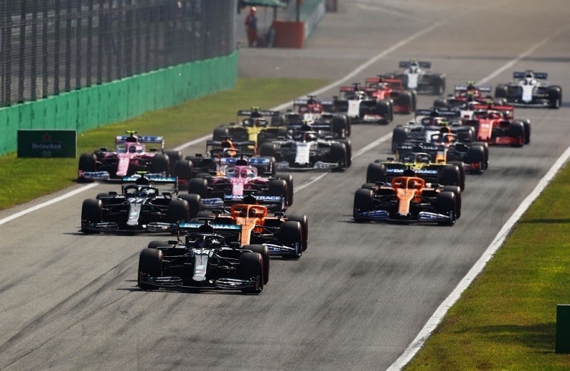 Formula 1: 'Sprint' races to be introduced to set grid at three races in 2021