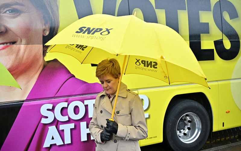 Polls: SNP will win the Scottish election, but it is unclear whether it will get a majority