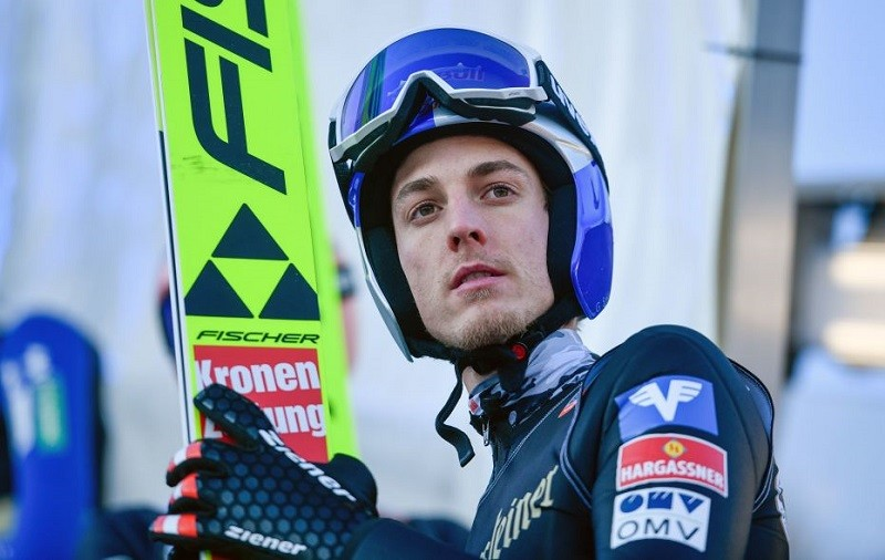 A big star in Austrian ski jumping outside the national team
