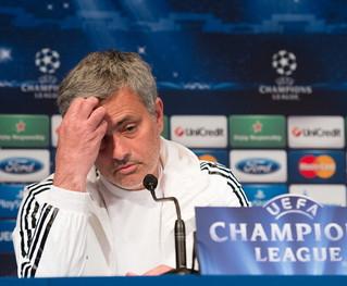 Jose Mourinho: Awans będzie trudny, ale możliwy