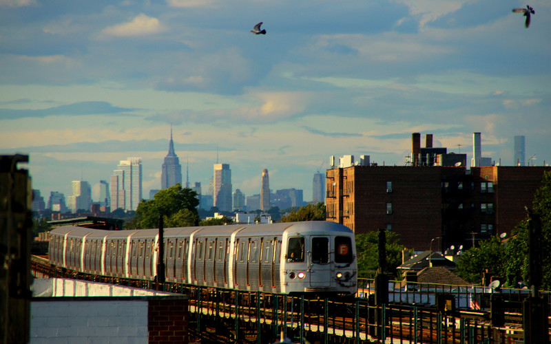 The New York City subway was under attack by hackers