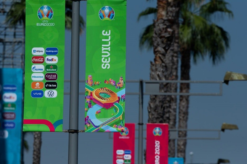 """Euro 2020: Fans' trip to Seville is an """"odyssey of problems"""""""