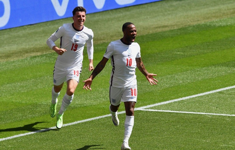England start Euro 2020 with win against Croatia