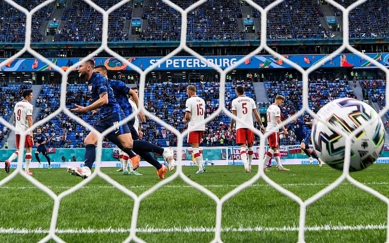 Poland lost to Slovakia 1: 2