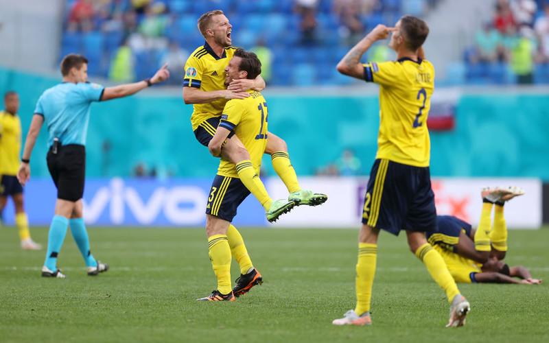 Euro 2020: Trudniejsza sytuacja Polski po wygranej Szwecji ze Słowacją