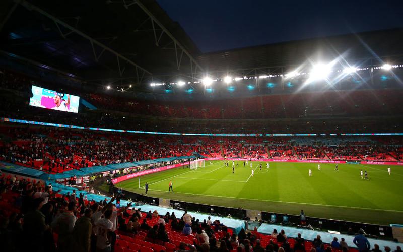 Euro 2020: Derby Wielkiej Brytanii bezbramkowe, ale głośne i emocjonujące