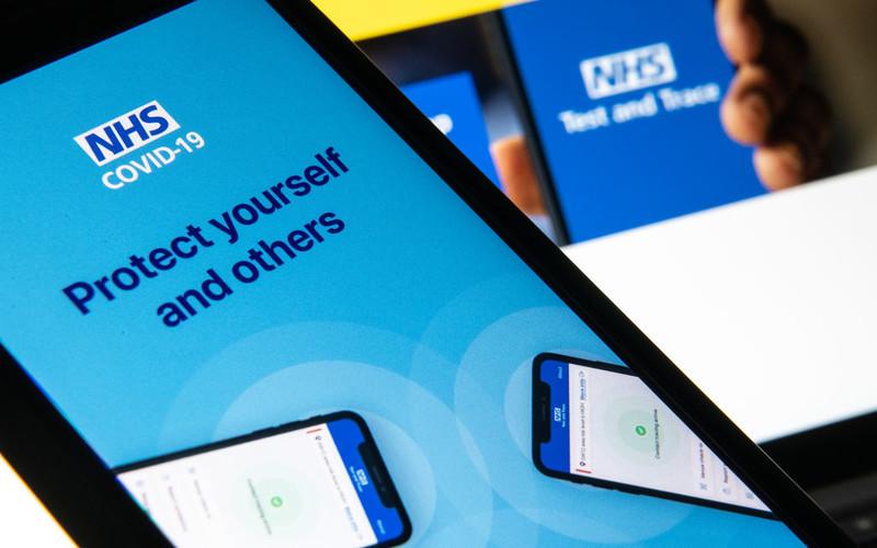 UK: Aplikacja NHS zyskała kolejne miliony użytkowników