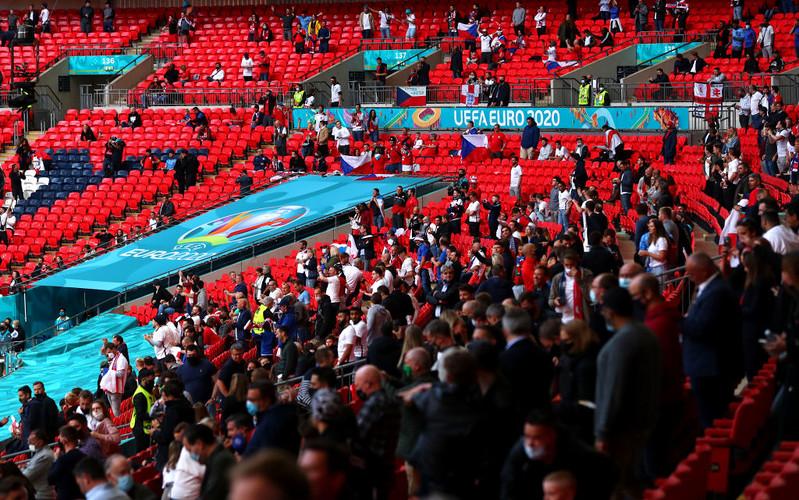 Euro 2020: Ponad 60 tysięcy widzów może obejrzeć półfinały i finał na Wembley