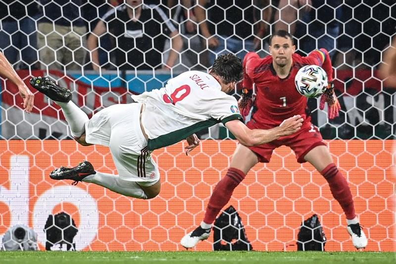 Euro 2020: Niemcy remisują z Węgrami. Popis Hiszpanii