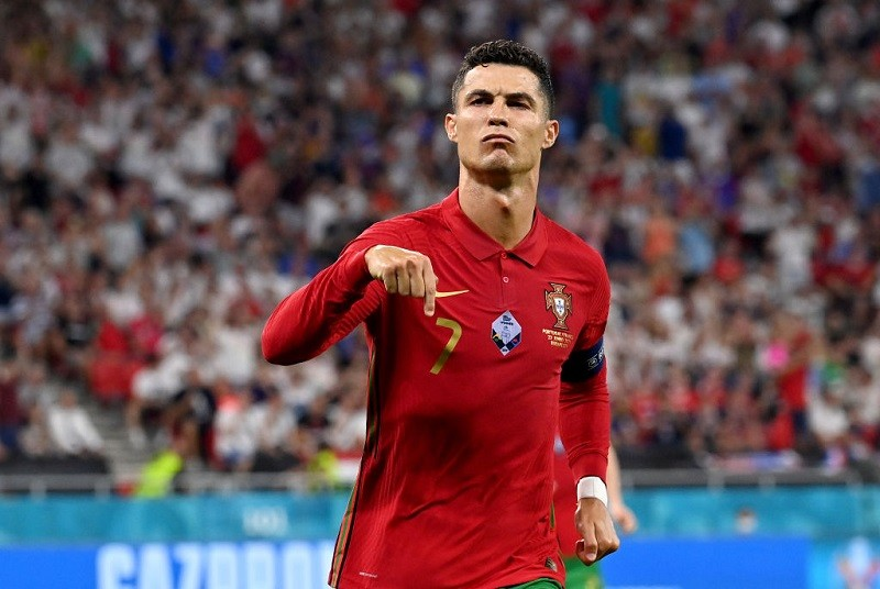 Euro 2020: Cristiano Ronaldo wyrównał historyczny rekord