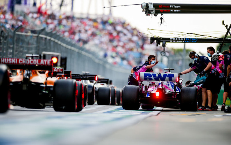 Formula 1: From 2023, the Russian GP will move from Sochi to St. Petersburg