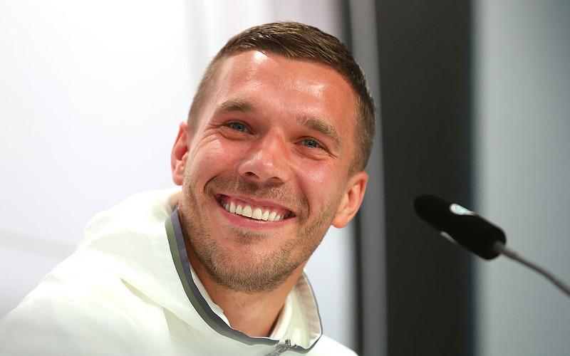 Sensacyjny transfer w ekstraklasie. Lukas Podolski w Górniku Zabrze