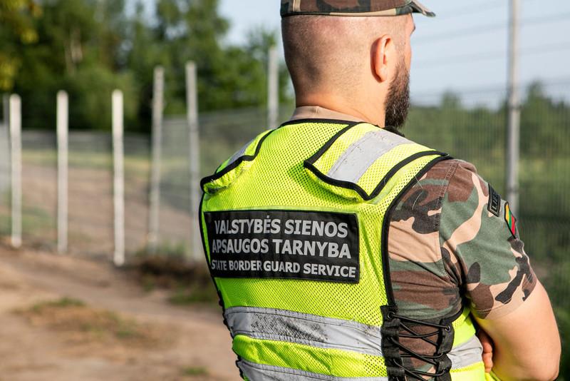 Litwa wzmacnia kontrolę granicy z Polską. Winni nielegalni imigranci