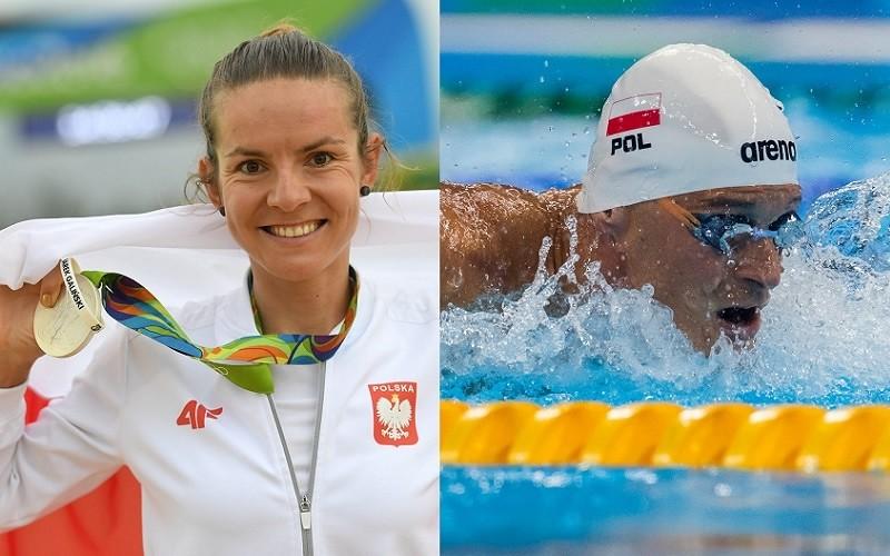 Włoszczowska and Korzeniowski to lead Poland team as flag bearers