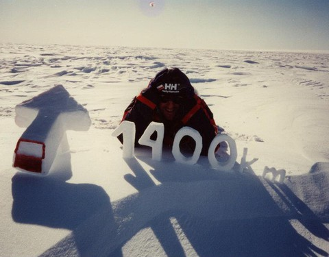 Kaminski:  I have always been fascinated by Everest