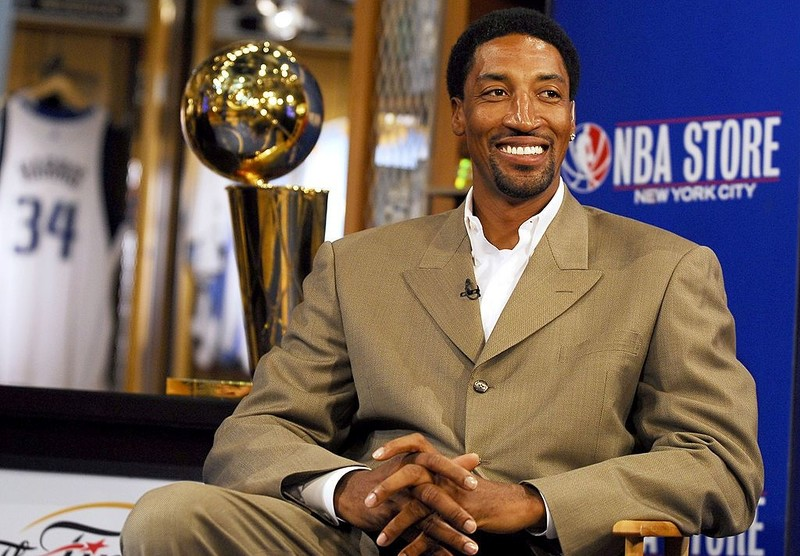 From July 22, the mansion of basketball legend Scotti Pippen can be rented