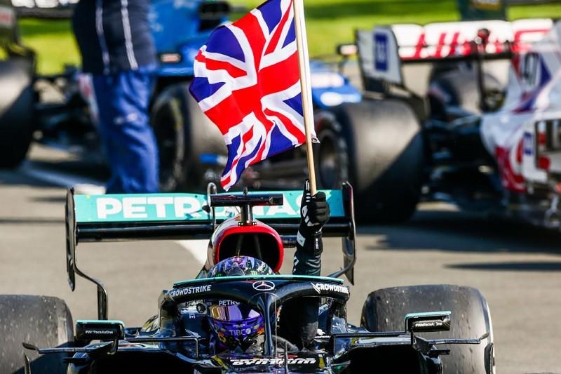 GP Wielkiej Brytanii: Lewis Hamilton zwyciężył w domu!