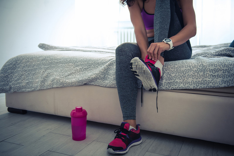 More than 80% of women have been harassed in the street while out running